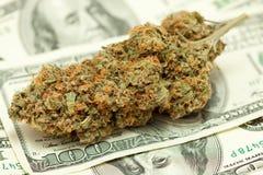 Drug money Royalty Free Stock Image