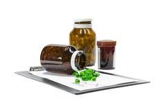 Drug Pills Royalty Free Stock Image