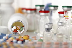 Drug/Pills Stock Photography
