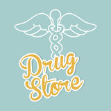 Drug store Stock Images