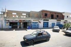 Drug store in Jilmah Stock Photo