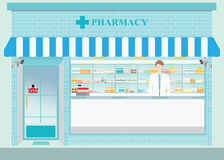 Drug store2 Stock Photography