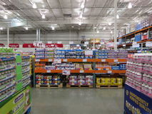 Drug store. This is the pharmacy section of a super market royalty free stock images