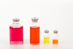 Drug vial Stock Photography