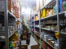 Drug warehouse Stock Photos