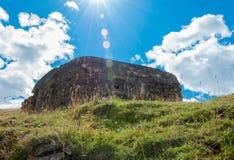 druga wojna świat bunkra Zdjęcie Royalty Free