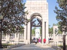 Druga Wojna Światowa pomnik Obrazy Stock