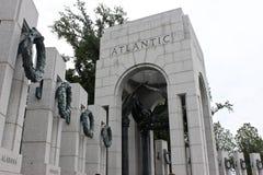 Druga Wojna Światowa pomnik obraz royalty free