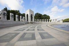 Druga Wojna Światowa pomnika DC Zdjęcia Royalty Free