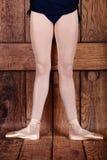 Drugi pozycja w balecie Baletniczy pas Fotografia Royalty Free