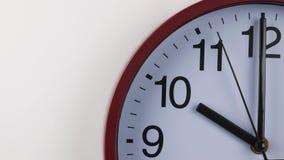 Drugi ręka rusza się dwanaście Ja jest dziewięć godzinami, dziesięć godzin, jedenaście godzin zbiory