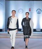 Drugi serii Dao mody przedstawienie Zdjęcia Stock