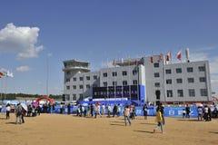 Drugi Shenyang Faku Międzynarodowy kongres lot Zdjęcie Stock