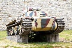 Drugi wojna światowa zbiornik Zdjęcie Royalty Free
