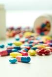 Drugs addict Stock Image