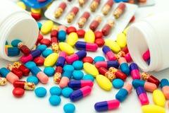 Drugs addict Royalty Free Stock Photos