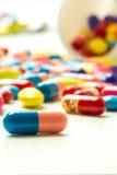 Drugs addict Stock Photography