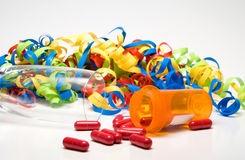 Drugs And Alcohol Royalty Free Stock Images