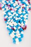 Drugs capsule Stock Image
