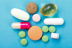 Drugs Closeup Royalty Free Stock Image