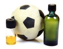 Drugs en sporten Royalty-vrije Stock Foto's