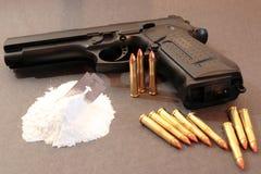 Drugs kill 8 Royalty Free Stock Image