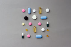Drugs Royalty Free Stock Photography