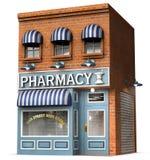 Drugstore Photographie stock libre de droits