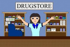 Drugstore Stock Images