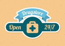 Drugstore Royalty Free Stock Images