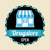 Drugstore Stock Photography