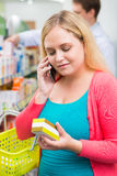 In the drugstore Royalty Free Stock Image