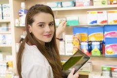 Drugstore Stock Photo