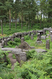 Druids Temple, North Yorkshire Royalty Free Stock Image