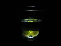Druiven in witte wijn Royalty-vrije Stock Fotografie