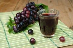 Druivensap Royalty-vrije Stock Afbeelding