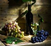 Druivenwijn Stock Foto's