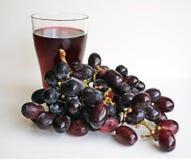 Druivesap Royalty-vrije Stock Afbeeldingen