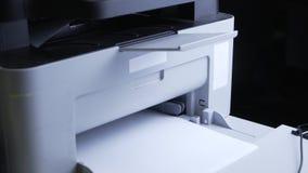 Druków dokumenty drukarka zdjęcie wideo
