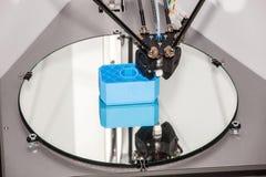 Druk 3d printer royalty-vrije stock afbeeldingen