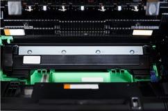 Drukarek laserowych internals Zdjęcie Stock