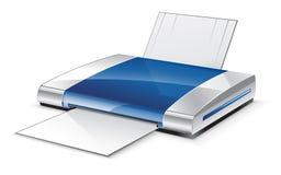 drukarka ilustracja wektor
