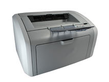 drukarka laserowa Obrazy Stock