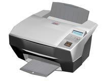 drukarka laserowa Zdjęcie Stock