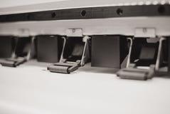 Drukowa maszyna Zdjęcia Stock
