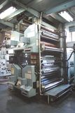 drukowanie Fotografia Stock