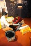 drukowi sutras tibetan pracownicy Obraz Stock