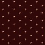 Druku Bezszwowy wzór Bez Kwitnie z czereśniowym tłem Obraz Stock