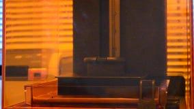 Druku 3D drukarki photopolymer zbiory