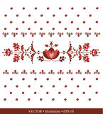 Druku wektoru Akcyjna rama Zdjęcie Royalty Free